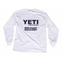 YETI Long Sleeve T-Shirt | YETI Coolers
