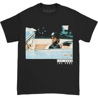 Ice Cube Men's  Ice Cube in Car T-shirt Black