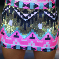 Only Star I See Tonight Skirt: Pink | Hope's