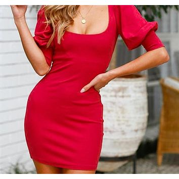 Olivia Ann Fitted Dress