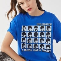 Junk Food Hard Day's Night Tee | Urban Outfitters