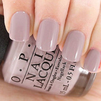 OPI Nail Polish Lacquer ( A61 - TAUPE-LESS BEACH ) Brazil Collection Spring 2014