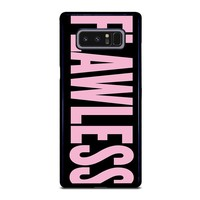FLAWLESS 1 Samsung Galaxy Note 8 Case Cover