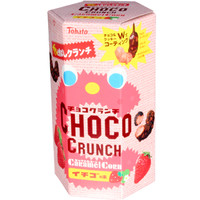 Tohato Chocolate Crunch with Strawberry 1.62 oz - AsianFoodGrocer.com | AsianFoodGrocer.com, Shirataki Noodles, Miso Soup