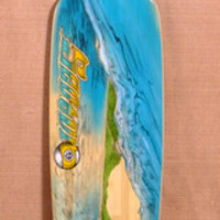 """SECTOR 9 41.25"""" LOOKOUT BAMBOO LONGBOARD COMPLETE"""