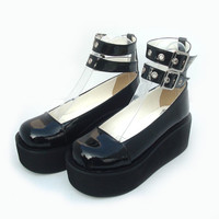 Black Platform Shoes
