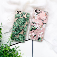 Simple iPhone 6s & 6s Plus Case (Banana Leaves Pattern) by Casetify