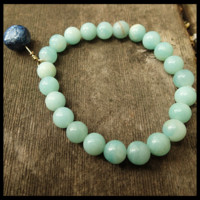 Ocean Blue Socal Beach bracelet