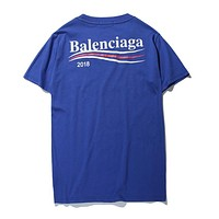 Balenciaga Fashion Casual Shirt Top Tee