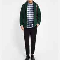 Ovadia & Sons - Ribbed-Knit Wool Cardigan | MR PORTER