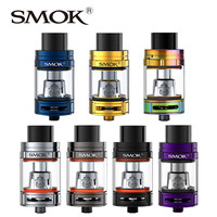 Authentic Smok TFV8 Big Baby Atomizer 5ml Top Filling TFV8 Big Baby Beast Tank fit SMOK G-priv 200W and Alien Box Mod 5 Colors