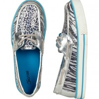 Animal Sequin Boat Shoes | Girls Casual Shoes Shoes | Shop Justice