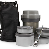 Mr. Bento Stainless Lunch Jar
