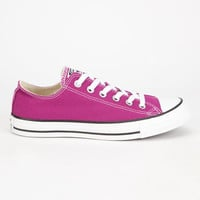 Converse Chuck Taylor All Star Low Shoes Magenta  In Sizes