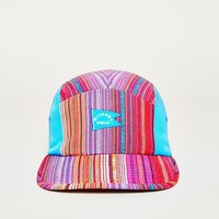 Without Walls Blanket Stripe 5-Panel Hat - Urban Outfitters