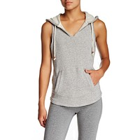 Threads 4 Thought No Sleeve Hoodie - Womens