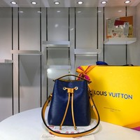 Kuyou Lv Louis Vuitton Fashion Women Men Gb2969 M53610 Epi Leather Handbags All Handbags N¨¦ono¨¦ Bb 20.0* 20.0* 13.0 Cm