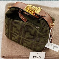 GUCCI New fashion more letter print canvas shoulder bag crossbody bag