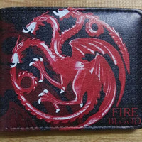 Game of Thrones Bifold Wallet