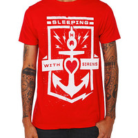 Sleeping With Sirens Anchor T-Shirt