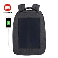 New summer backpack  Power Charger Backpack for Men  Waterproof  laptop backpack
