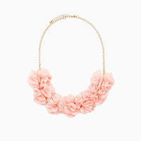 Faux Gem Necklace - Nivellia - Online Jewelry Store
