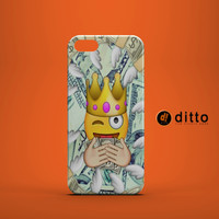 CASH IS KING Design Custom Case by ditto! for Samsung Galaxy s3 s4 & s5 and Note 2 3 4 iPhone 6 6 Plus iPhone 5 5s 5c iPhone 4 4s