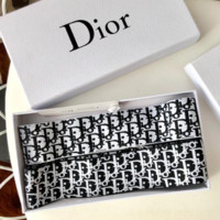 Dior Stylish Chic Jacquard Sport Headwrap Headband Head Hair Band