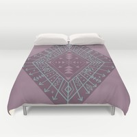 Gypsy Compass Duvet Cover by Bohemian Gypsy Jane