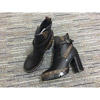Louis Vuitton Boot Lv Star Trail Ankle Boot Reference #1