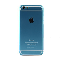 SLEEK IPHONE CASE BLUE