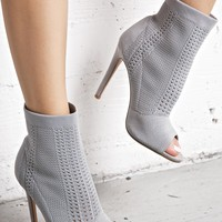 Smoke Myth Ankle Booties