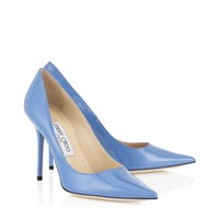 Bluebell Patent Pointy Toe Pumps   Abel   Spring Summer 15   JIMMY CHOO Shoes