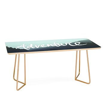 Leah Flores Adventure 2 Coffee Table