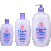 Walmart: Johnson's Baby Bedtime Lotion (Choose Your Size)