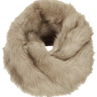SNO FAUX FUR TWISTED SNOOD