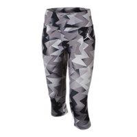 Jordan Sublimated Printed Capri Girls' Leggings, by Nike