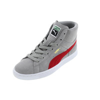 Puma Boys Classic Mid Suede Casual Shoes