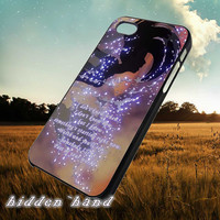 Disney The Little Mermaid Hair Quote,Case,Cell Phone,iPhone 5/5S/5C,iPhone 4/4S,Samsung Galaxy S3,Samsung Galaxy S4,Rubber,13/07/18/Ar