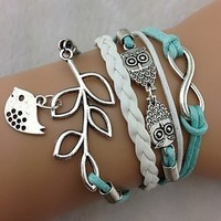 Infinite Sweetness Bracelet Set from P.S. I Love You More Boutique