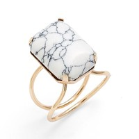 BP. Marbled Stone Ring | Nordstrom
