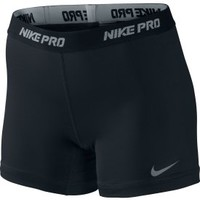 """Nike Women's 5"""" Pro Compression Shorts - Dick's Sporting Goods"""