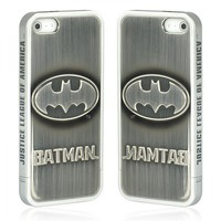 Batman Metal Protective Case for iPhone 5