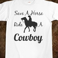 Brooks and Dunn - Save A Horse RIde A Cowboy - Country Music Shirts