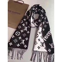 Louis Vuitton LV Woman Fashion Accessories Sunscreen Cape Scarf Scarves