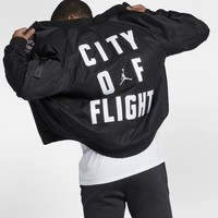 "Jordan Sportswear ""City Of Flight"" Men's Jacket. Nike.com"
