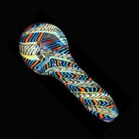 Colored Inside Out Spoon - Glass Pipes - Hand Pipes - Smoking Pipes - Grasscity.com