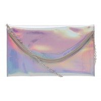Gabby Curve Clutch - Colette by colette hayman