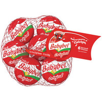 Walmart: The Laughing Cow Mini Babybel Original Semisoft Cheese, 0.75 oz, 6 count