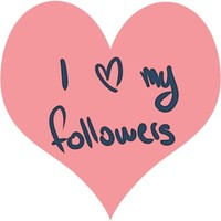 i love my followers - Google Search